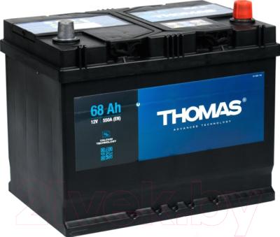 Автомобильный аккумулятор THOMAS Japan R+