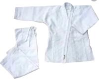 Кимоно для дзюдо Atemi AX7 (р-р 44-46/165, белый) -