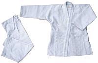 Кимоно для дзюдо Atemi AX7 (р-р 52-54/180, белый) -