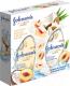 Набор косметики для тела Johnson's Vita Rich Йогурт/Кокос/Персик гель для душа + лосьон для тела (250мл + 250мл) -
