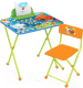 Комплект мебели с детским столом Ника ММ1/1 Ми-ми-мишки -