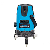 Лазерный нивелир Instrumax Constructor 4D Set (IM0114) -