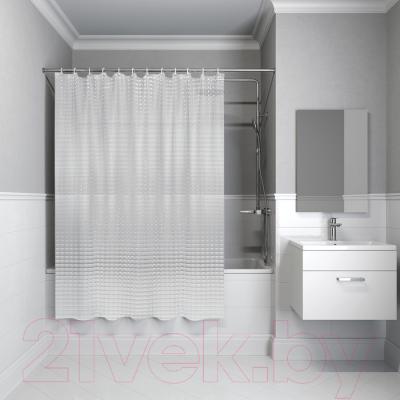 Шторка-занавеска для ванны Iddis 500E18Si11