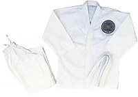 Кимоно для таэквондо Atemi PTU-335 ITF (р-р 7/200) -