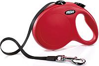 Поводок-рулетка Flexi New Classic Compact 11713 (M, красный) -