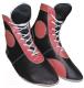 Обувь для самбо Atemi ASSH-01 (красный, р-р 45) -