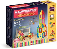 Конструктор магнитный Magformers My first Magformers Set / 702001 (30эл) -