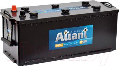 Автомобильный аккумулятор Atlant L+