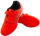 Бутсы футбольные Novus NSB-01 Indoor (оранжевый, р-р 32) -