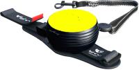 Поводок-рулетка Lishinu Original 2 (S, неоновый желтый) -