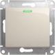 Выключатель Schneider Electric Glossa GSL000913 -