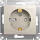 Розетка Schneider Electric Glossa GSL000945 -