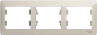 Рамка для выключателя Schneider Electric Glossa GSL000903 -