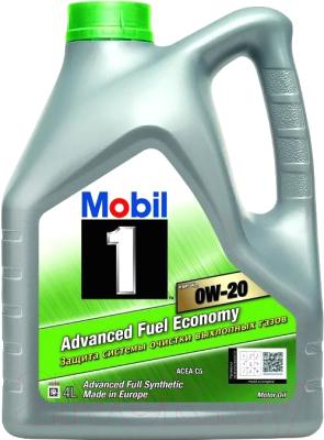 Моторное масло Mobil 1 ESP X2 0W20 / 153791