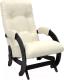 Кресло-глайдер Импэкс 68 (венге/Dundi 112) -