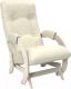 Кресло-глайдер Импэкс 68 (дуб шампань/Dundi 112) -