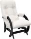 Кресло-глайдер Импэкс 68 (венге/Mango 002) -