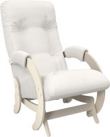Кресло-глайдер Импэкс 68 (дуб шампань/Mango 002) -