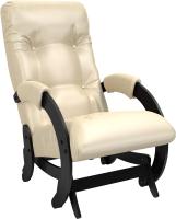 Кресло-глайдер Импэкс 68 (венге/Oregon perlamutr 106) -