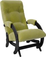 Кресло-глайдер Импэкс Глайдер 68 (венге/Verona Apple Green) -