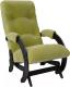 Кресло-глайдер Импэкс 68 (венге/Verona Apple Green) -