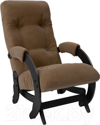 Кресло-глайдер Импэкс 68 (венге/Verona Brown)