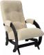 Кресло-глайдер Импэкс 68 (венге/Verona Vanilla) -