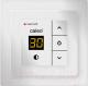 Терморегулятор для теплого пола Caleo 720 с адаптерами (серебристый) -