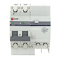 Дифференциальный автомат EKF PROxima DA32-16-30-4P-Pro -