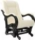 Кресло-глайдер Импэкс 78 (венге/Dundi 112) -