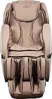 Массажное кресло Casada BetaSonic ll / CMS-534-H (серый/бежевый) -
