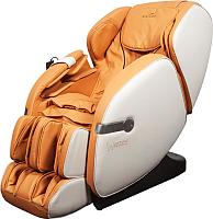 Массажное кресло Casada BetaSonic 2 / CMS-536-H (оранжевый/бежевый) -
