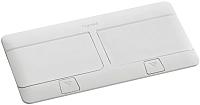 Блок розеточный Legrand 54033 (белый) -