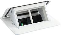 Блок розеточный Legrand 54031 (белый) -
