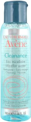 Мицеллярная вода Avene Клинанс (100мл)