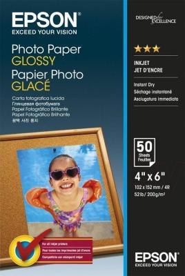 Фотобумага Epson Photo Paper Glossy C13S042547