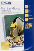Фотобумага Epson Premium Glossy Photo Paper (C13S041706) -