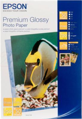 Фотобумага Epson Premium Glossy Photo Paper (C13S041729)