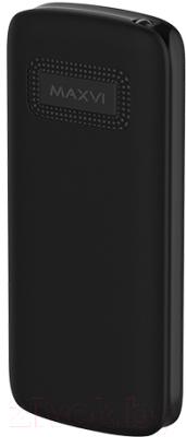 Мобильный телефон Maxvi С23 (черный)