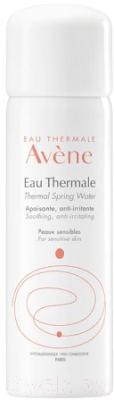 Термальная вода для лица Avene Успокаивающая (50мл)