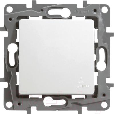 Выключатель Legrand Etika 672200 (белый)
