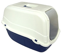 Туалет-домик MP Bergamo Romeo Large Con Esp Filtro / 31.03EF (темно-синий) -
