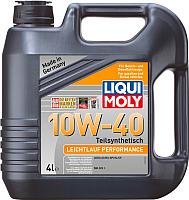 Моторное масло Liqui Moly Leichtlauf Performance 10W40 / 8998 (4л) -