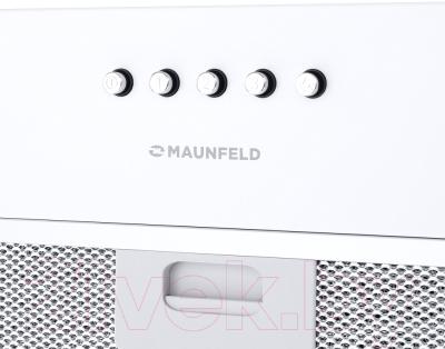 Вытяжка скрытая Maunfeld Crosby Singl 60 (белый)