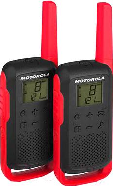 Комплект раций Motorola Talkabout T62