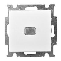 Выключатель ABB Basic 55 1012-0-2153 (белый) -