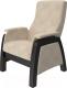 Кресло-глайдер Импэкс 101ст (венге/Verona Vanilla) -