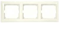 Рамка для выключателя ABB Basic 55 1725-0-1486 (слоновая кость) -