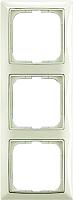 Рамка для выключателя ABB Basic 55 1725-0-1513 (шале-белый) -