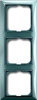 Рамка для выключателя ABB Basic 55 1725-0-1523 (синий) -